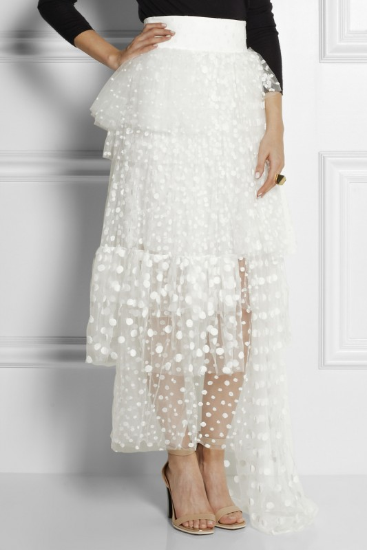 Chloe_Embroidered_tulle_maxi_skirt