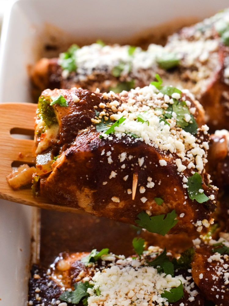 Mexican Cheesy Chicken Roll Ups