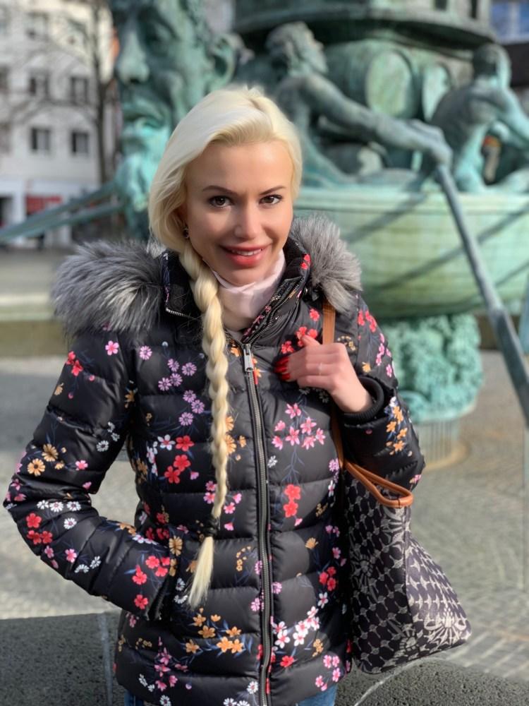 Isabella Mueller Instagram @isabella_muenchen Wien München