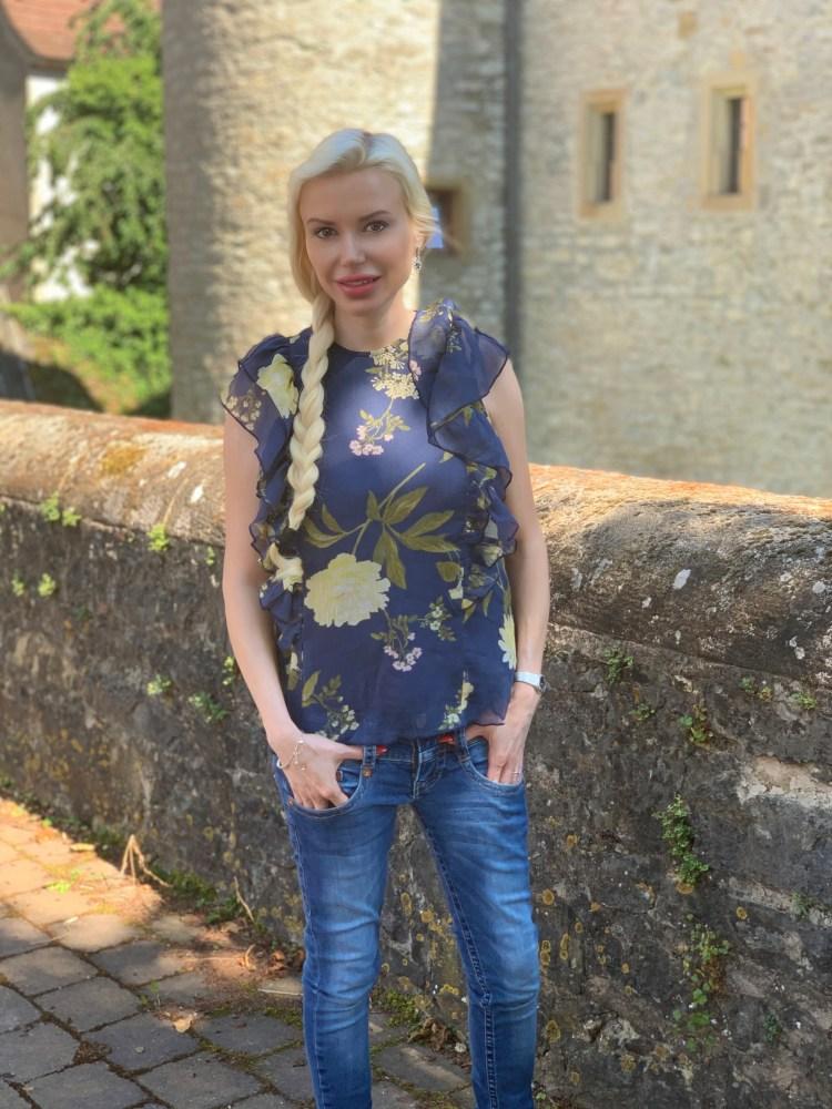 Isabella Müller Lost Place Schloss Heilbronn Baden Württemberg Deutschland @isabella_muenchen
