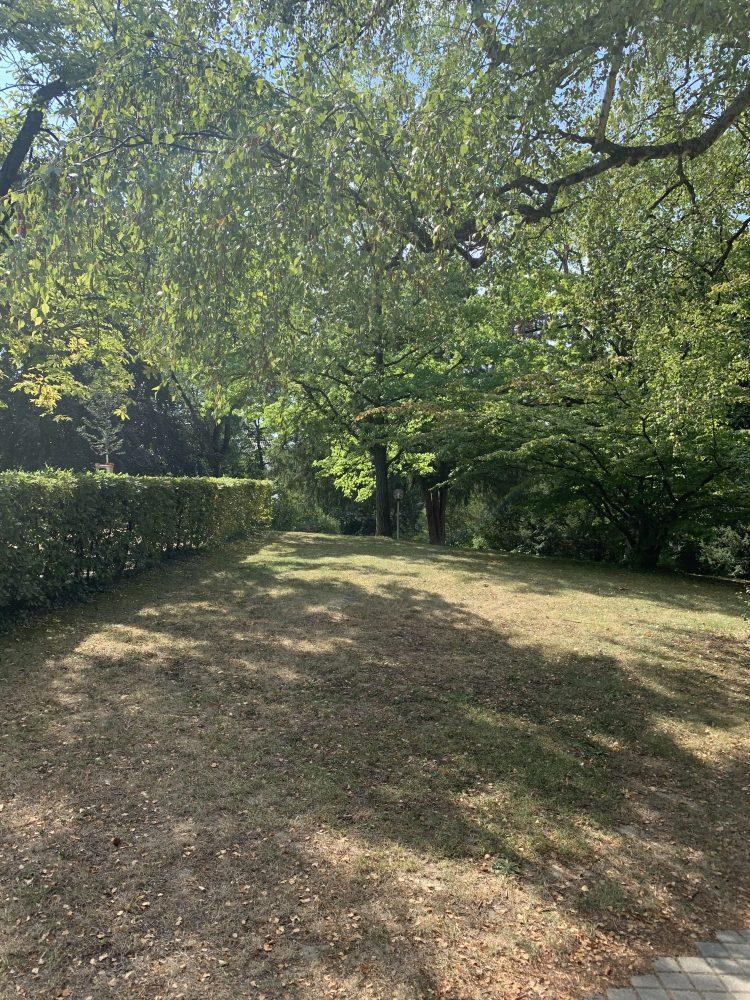 Stadtgarten . Ferdinand-Keller-Brunnen . Bruchsal . Brunnen . Park . Steinsberg . Belvedere . IsabellaMueller . @Isabella_Muenchen