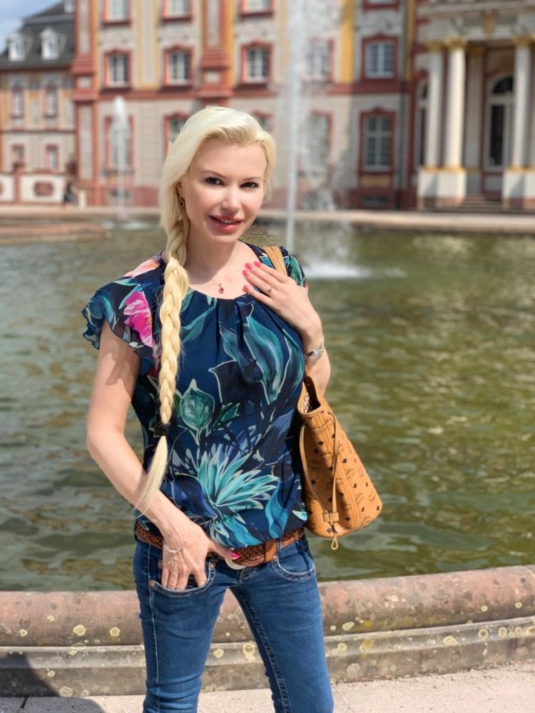 Isabella Müller Bruchsal Schloss Heidelberg @isabella_muenchen