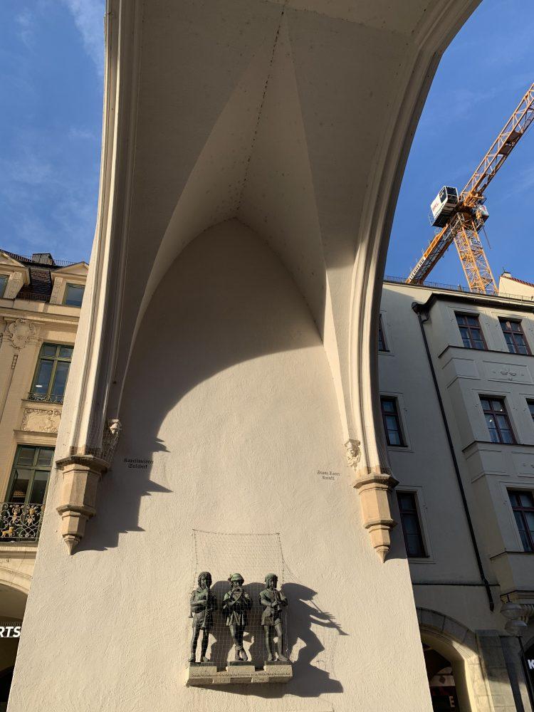 Karlsplatz . Stachus . Karlstor . München . IsabellaMueller . @Isabella_Muenchen