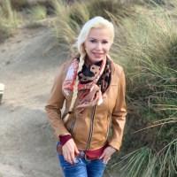 Der holländische Küstenort Noordwijk: Eines der besten Strandreiseziele der Welt, den ich zusammen mit meinem Golden Retriever Rob besuchte