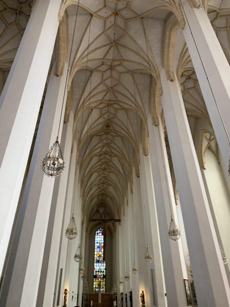 Frauenkirche . München . Münchner Dom . Dom zu Unserer Lieben Frau . IsabellaMueller . @Isabella_Muenchen .