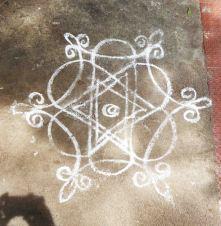 Kolam, Pondicherry