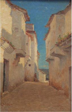 19 - Alexis Auguste - 33 x 32 cm - 500/700€