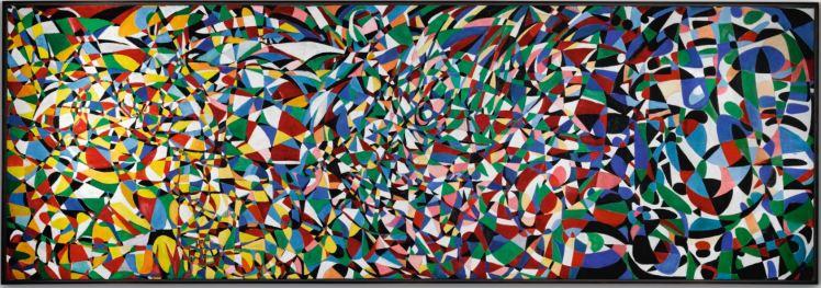 Fahrelnissa Zeid Towards a Sky Sotheby's