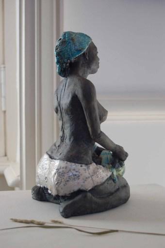 Stage de modelage, cours de sculpture, formation au travail de l'argile - Sud Luberon en Provence