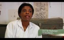 Ola Madunagu (Nigeria), talking about Buang's treasures