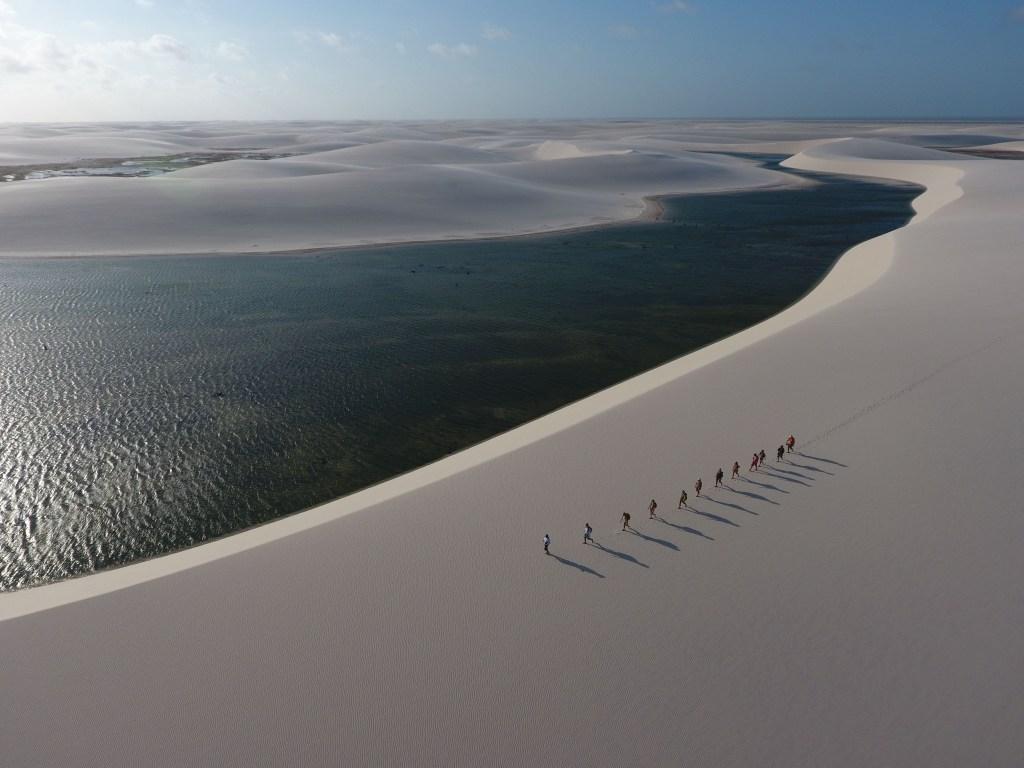 Lencois randonnée dune