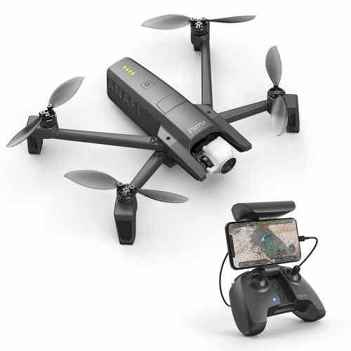 parrot anafi voyager avec un drone