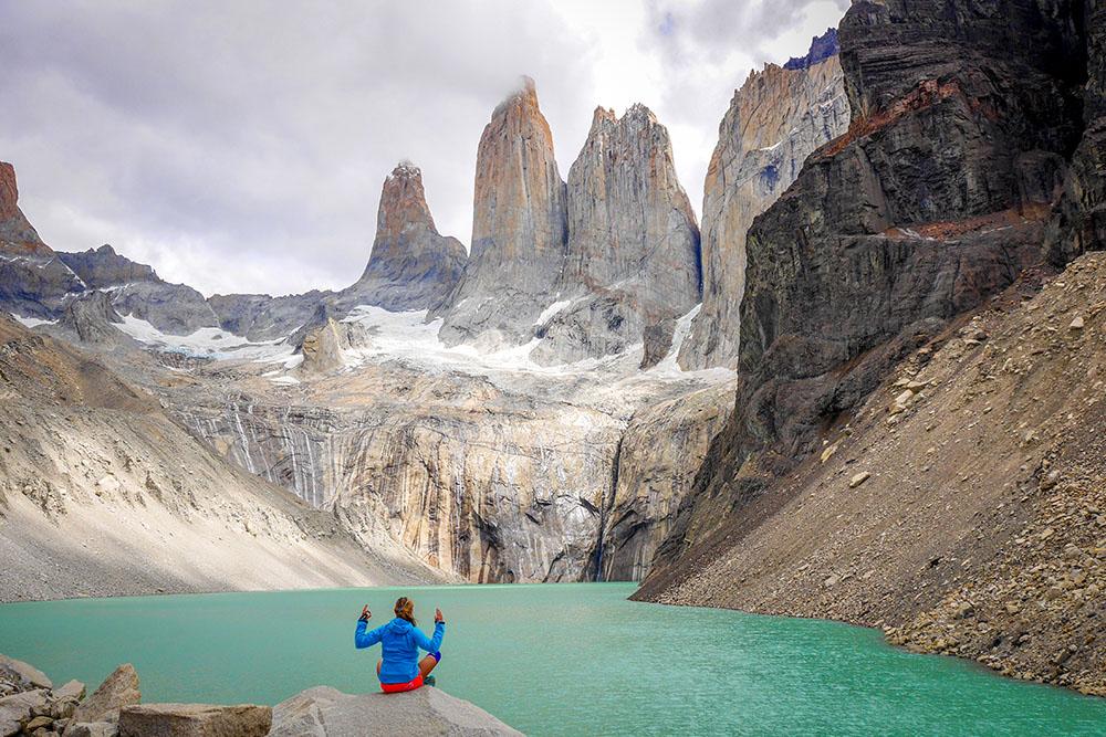 W hike patagonie