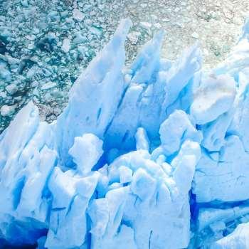 perito moreno patagonie drone voyage