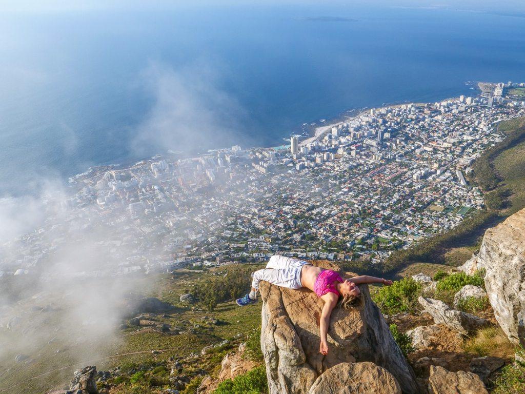 Lion Head Afrique du Sud Cape town