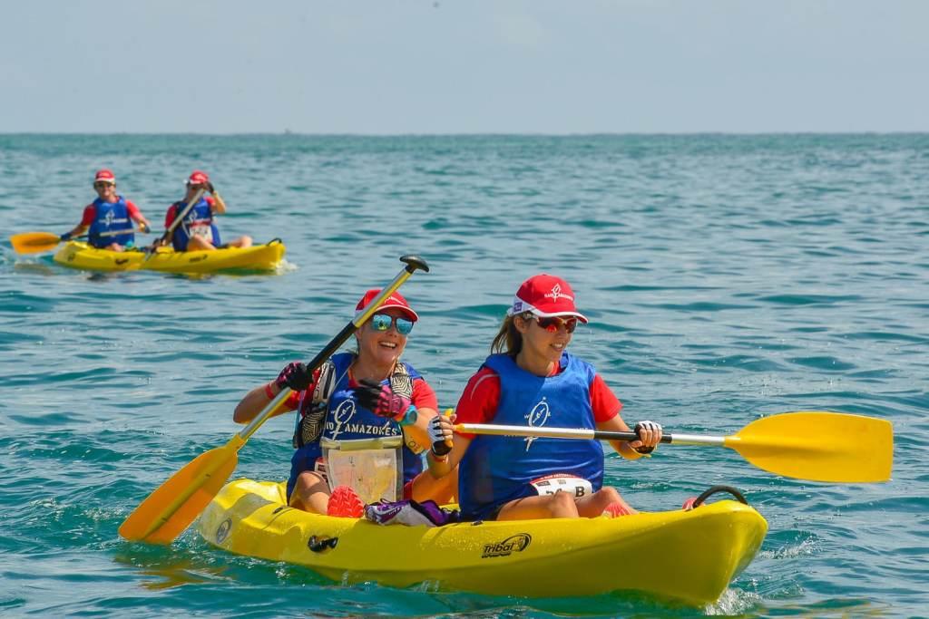 Raid Amazones Sri Lanka Kayak