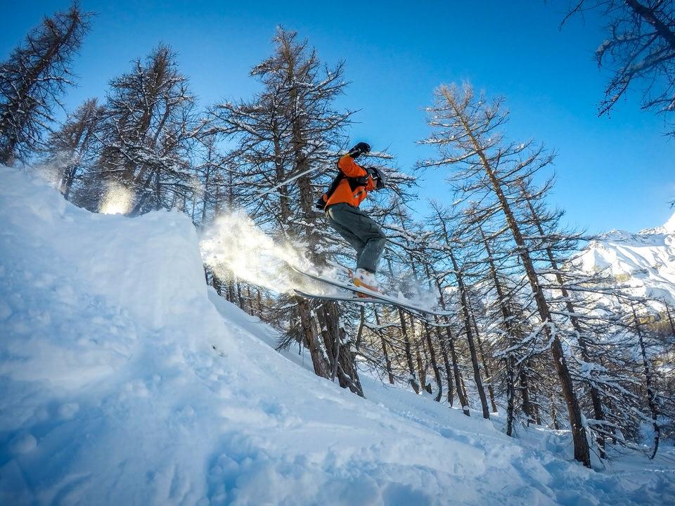 Côte d'azur ski