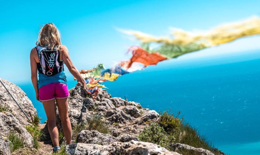 roc d'ormea randonnée peille sport
