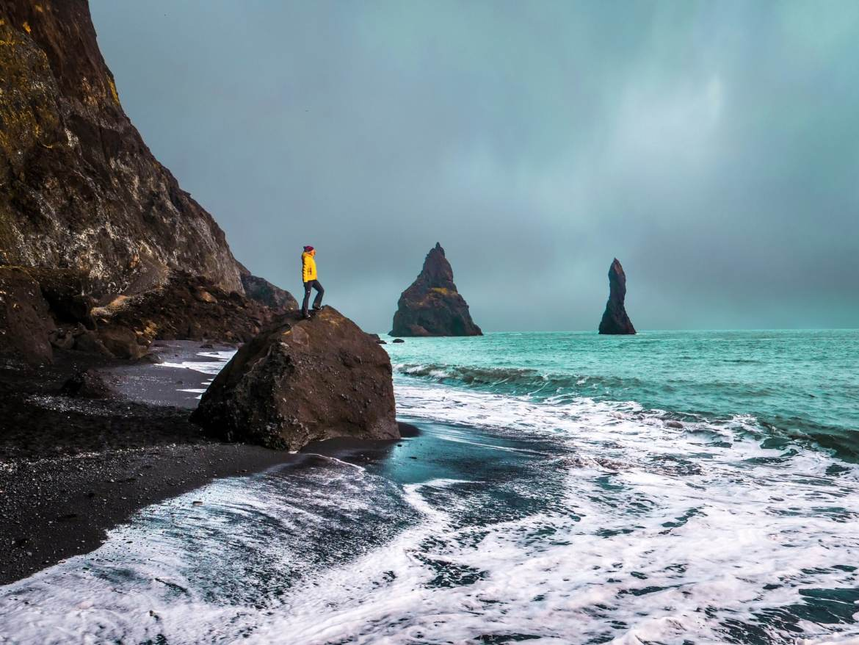 Reynisdrangar Islande