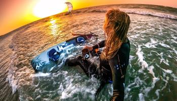camp kitesurf dakhla