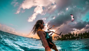 Kitesurf Guadeloupe Spot