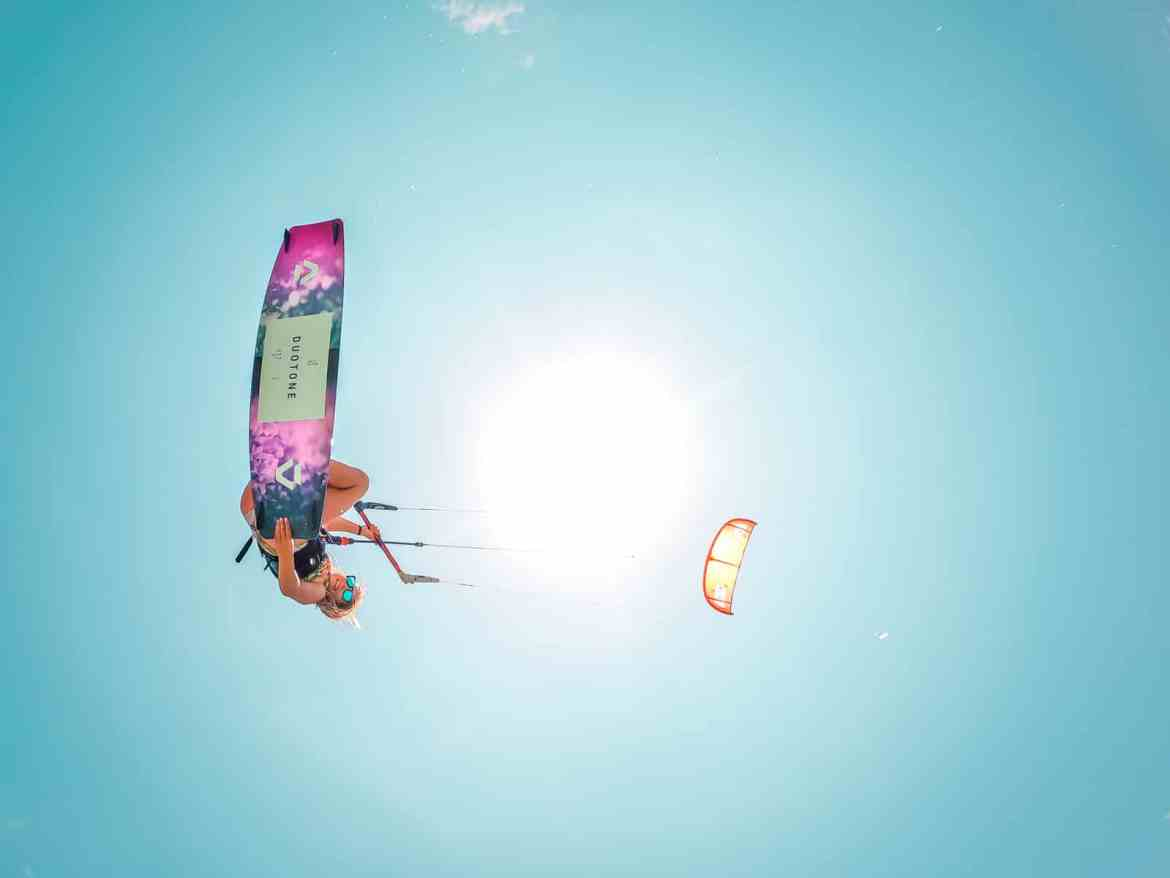 progresser kitesurf coaching