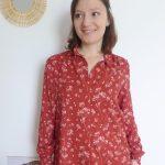 Rosari, la jupe trapèze