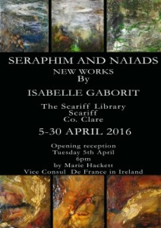 seraphim and naiads final poster
