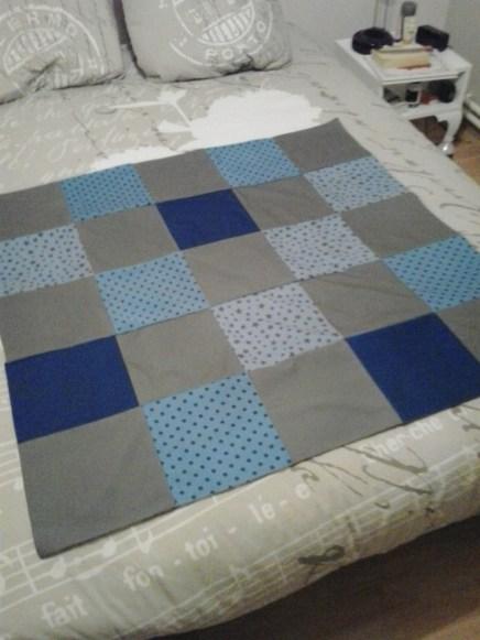 Assembler les carrés