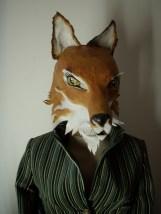 tête de renarde, série Roxy