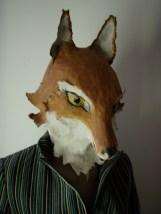 tête de renard , série Roxy