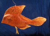 poisson papier de soie