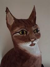 tête du chat kraft