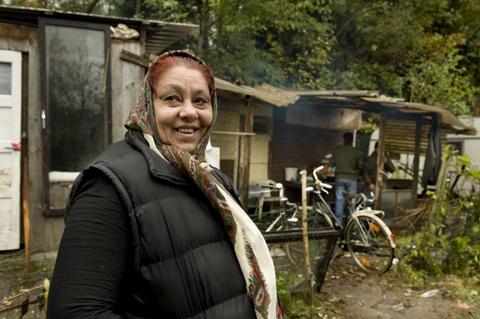 Roma Zigeuners