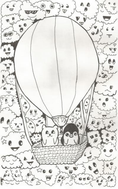 Doodle Art #2 - Line art