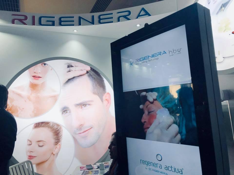 Regenera Activa estuvo presente en el IMCAS de París