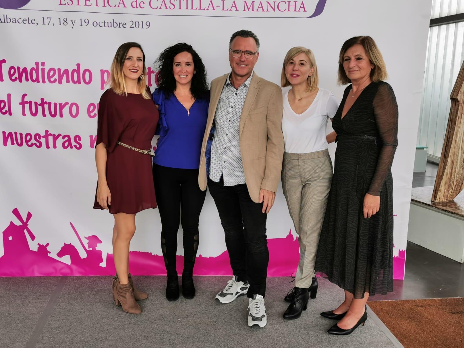 """Éxito de asistentes y expositores en las """"XII Jornadas de Medicina Estética de Castilla La Mancha"""""""