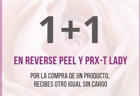 Mañana viernes último día de nuestras promociones con Dr. CyJ Hair Filler®, Reverse Peel® y PRX-T Lady®