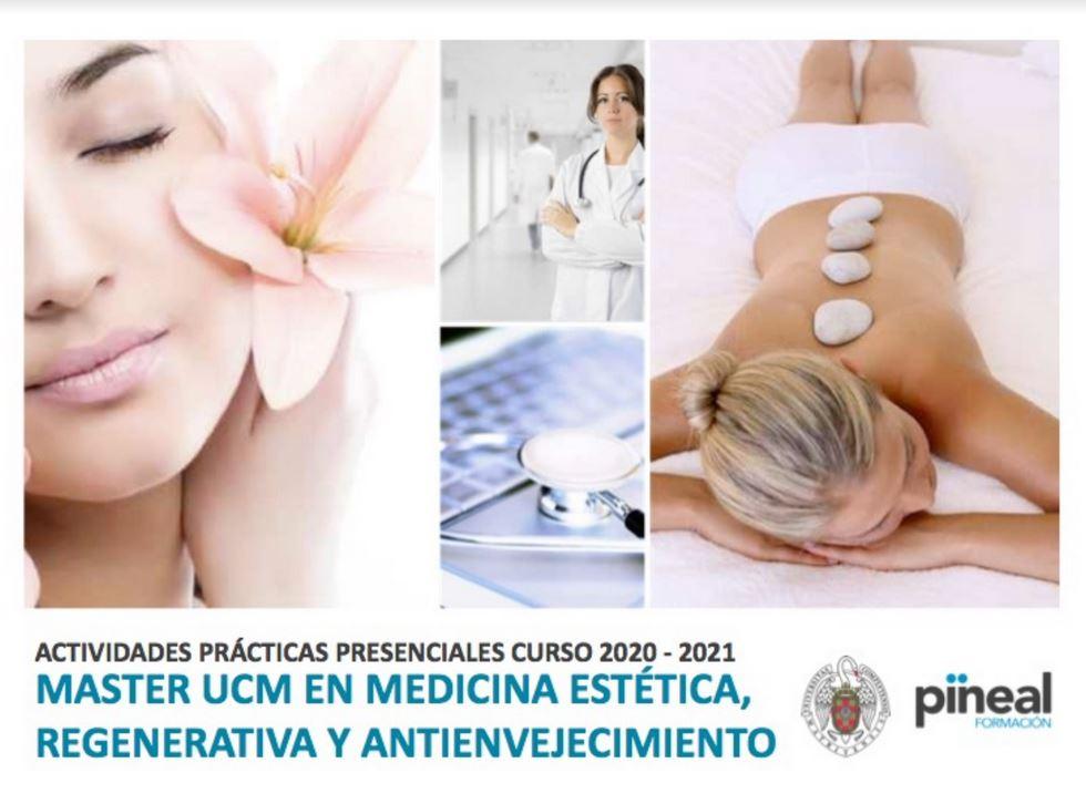 Master de UCM en Medicina Estética, Regenerativa y Antienvejecimiento