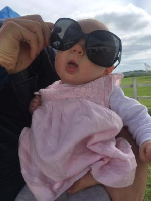 Our baby before I did my skydive with GoSkydive