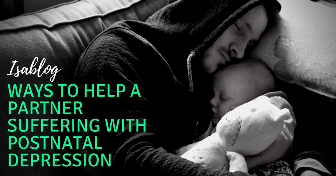 Ways to Help a Partner Suffering With Postnatal Depression