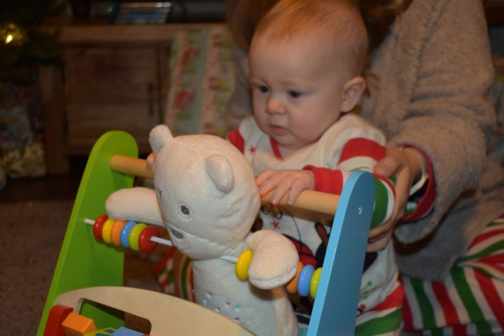 Review: White Noise Sleep Aid with the MyHummy Teddy