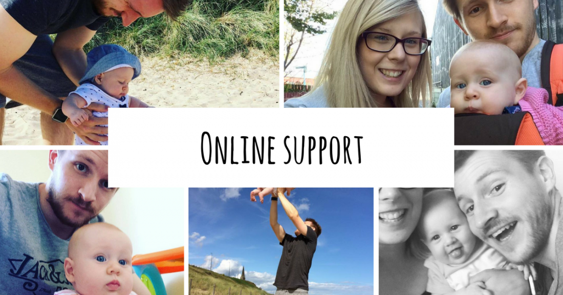 Using Online Support to Help With Postnatal Depression