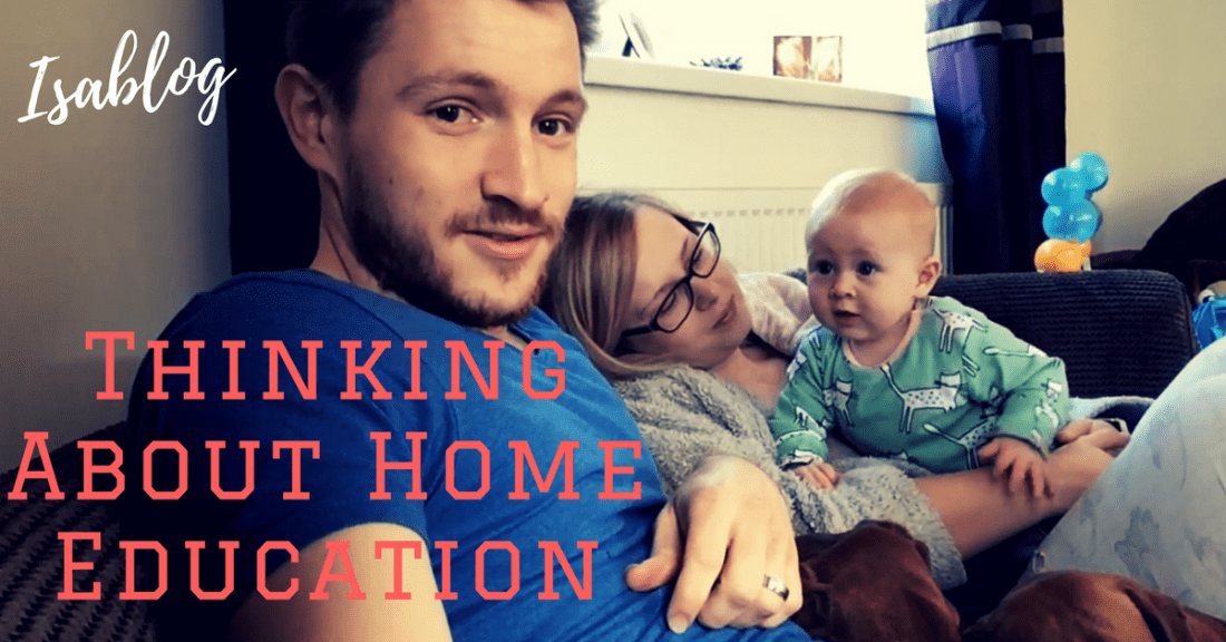 Thinking About Home Education – The Positives