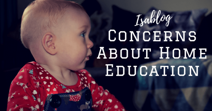 Concerns About Home Education