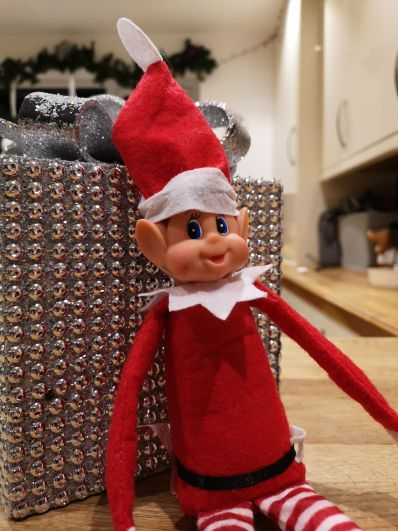 Elf on the shelf - 5 reasons we're not doing it