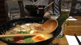 The ramen bowl