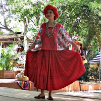 #Guatemalan Woman