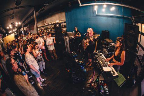 live at UMS - Jason Myers photo