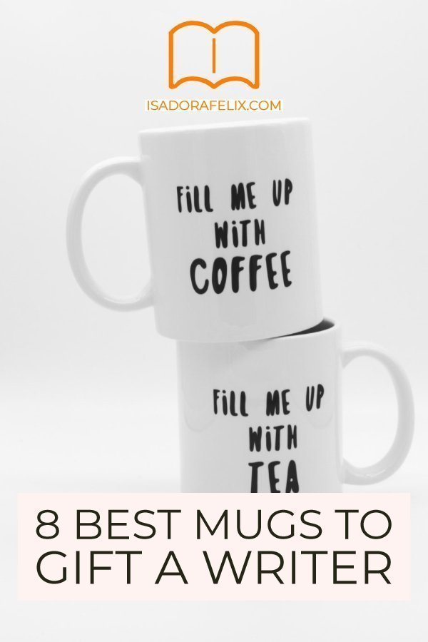 8 Best Mugs to Gift a Writer (or Yourself)
